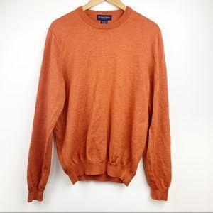 BROOKS BROTHERS Merino Wool Sweater M